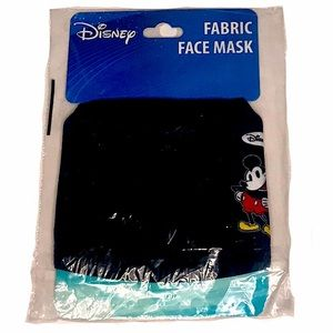 ❤ DISNEY LOVERS ❤ classic Mickey Mouse face mask